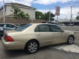 lexus ls430 wheel offset 2003 used lexus ls 430 very nice and clean runs great with