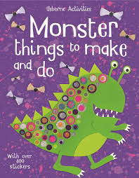Things To Make At Home by Monster Things To Make And Do U201d At Usborne Books At Home Organisers