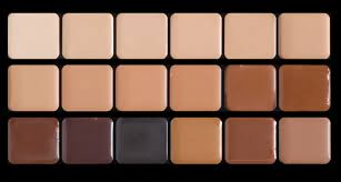 hd glamour creme super palette neutral