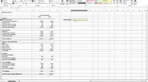 Financial Analysis Excel Template Financial Statement Analysis Spreadsheet Laobingkaisuo Com