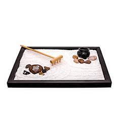 Desk Rock Garden Zen Factory Deluxe Zen Garden Kit Best For Your