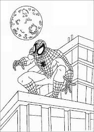 happy feet coloring pages spiderman 082 coloring coloring