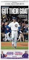 Chicago Tribune News Desk Chicago Cubs Gear Chicago Tribune Store