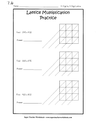 concord grade 3 math enrichment home links