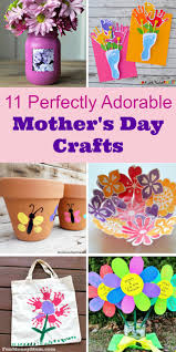 11 perfectly adorable mother u0027s day crafts kids crafts crafts