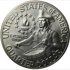 1776 to 1976 quarter us mint brilliant uncirculated 1776 1976 bicentennial quarter