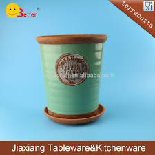 wholesale garden pots glazed online buy best garden pots glazed