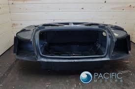 rear trunk complete tub body section 05011741aa dodge viper rt 10