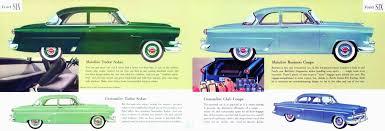 ford six 1954 brochure