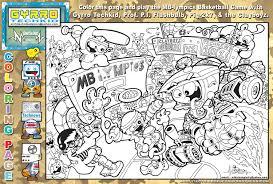 gyrro techkidd u2013 coloring page 01 arch u0027t michael m de leon