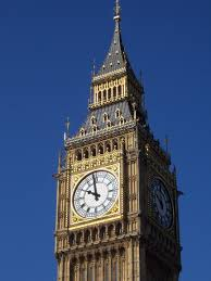London Clock Tower by Free Images Architecture Landmark Facade Cathedral Big Ben