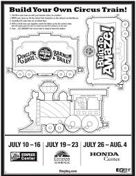 circus train coloring pages coloring page