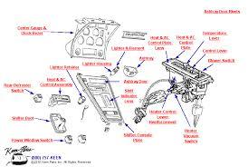 keen corvette 1978 corvette console parts parts accessories for corvettes
