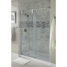 Shower Door Shop Shop Ove Decors Sydney 56 In To 58 In W X 78 7 In H Frameless