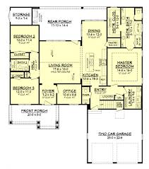 1 5 story house floor plans baby nursery house plans with master on main best selling plan