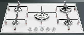 piano cottura vetro bianco piano cottura bianco componenti cucina