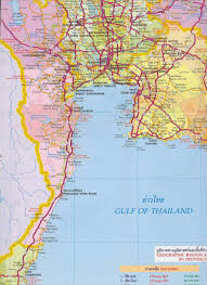 Map Of Thailand Maps Of Thailand