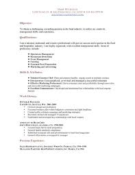 18 Best Resume Ideas For Event Planner Images On Pinterest by Server Skills For Resume 2695 Best Resume Sample Template And