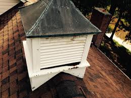 Copper Roof Cupola Repair Roof Cupola Taylors Sc Roofing Experts Blog