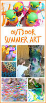 15 summer art projects to try outside