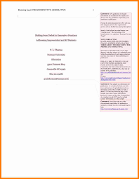 Resume Holder 5 Title Page Apa 6th Edition Resume Holder