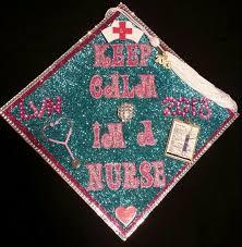 nursing graduation cap templates nurses graduation cap together with etsy