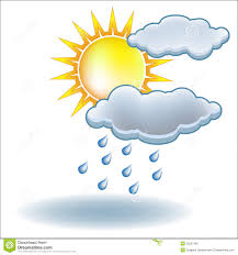 sun and clouds stock vector illustration of squall 50537463