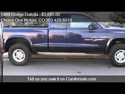 98 dodge dakota mpg 1999 dodge dakota sport 2dr 4wd extended cab sb for sale in
