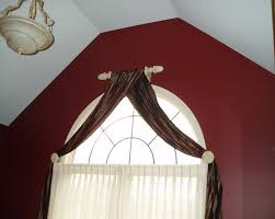 Arch Window Curtains Arch Window Curtains Ideas Arch Window Curtains To Choose Depend