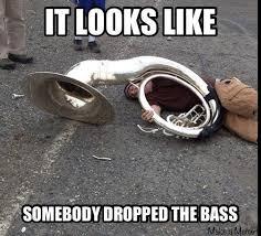 Band Kid Meme - eric whitacre on twitter i sneezed on the beat and the beat got