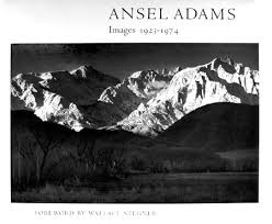 ansel adams yosemite and the range of light poster museum of contemporary photography