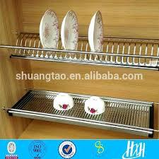 kitchen cabinet plate storage dinner plate storage dish storage rack kitchen stainless steel dish