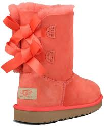 ugg juliette sale bailey bow size 8