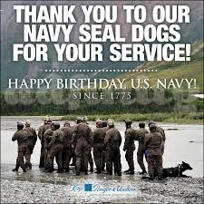 Navy Seal Meme - thank you to our navy seal dogs for your service facebook