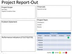 agile project management status reporting template project