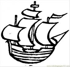 ship coloring free water transport coloring