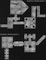 Dungeon Floor Plans by Dt6 Dire Tombs Dmdavid