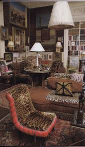 530 best decor animal prints images on pinterest animal prints epitome of new york interior design of the 1980 s