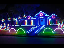 lights christmas 2015 johnson family dubstep christmas light show featured on