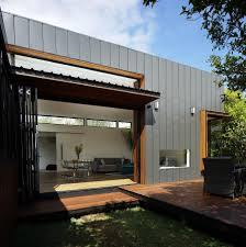 contemporary interiors outdoor spaces defy art deco facade