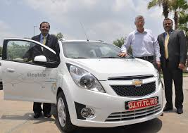 indian made cars will gm u0027s first all electric car be a chevy spark minicar