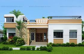 10 BUNGALOW & SINGLE STORY MODERN HOUSE WITH FLOOR PLANS AND