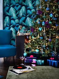 John Lewis Blue Christmas Decorations by Shangri La