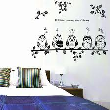 owl wall decals for nursery uk color the walls of your house owl wall decals for nursery uk about owl birds removable decal mural kids nursery bedroom
