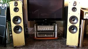 infinity home theater infinity delta 60 review on a sansui g 7000 youtube
