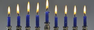 chanuka candles hanukkah holidays history