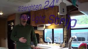 Install Led Light Strip by Ge Enbrighten 24