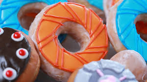 how to make portal donuts nerdy nummies youtube