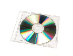 cd dvd closed jewel case template royalty free stock photo image