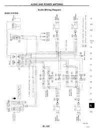 car 1998 nissan pick up wiring diagram nissan altima bose radio